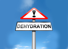 Dehydration – Watch out!
